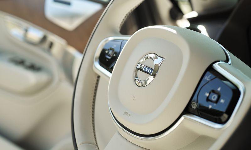 """""""Volvo"""" visureigių gamą papildys dar vienu modeliu. Sergey'aus Pyatakovo (""""RIA Novosti"""" / """"Scanpix"""") nuotr."""