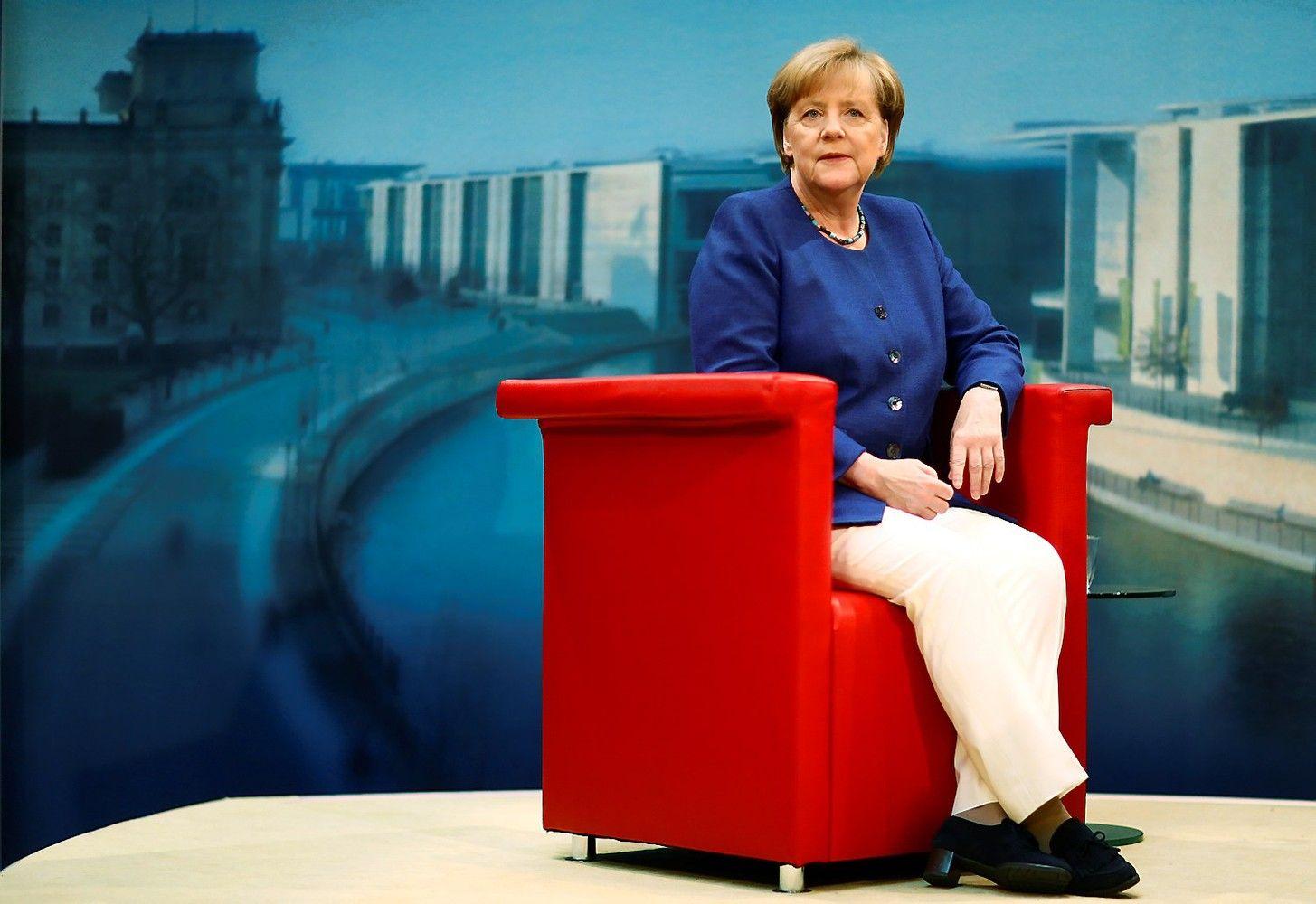 Angela Merkel užtikrintai juda link ketvirtosios kadencijos