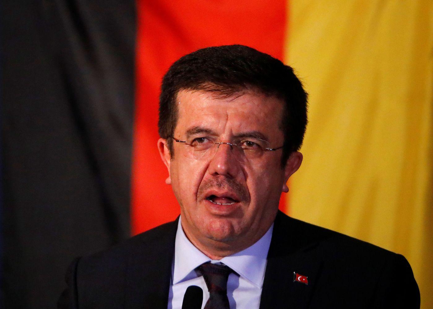 """Apie 700 Vokietijos bendrovių atsidūrė Turkijos """"juodajame sąraše"""""""