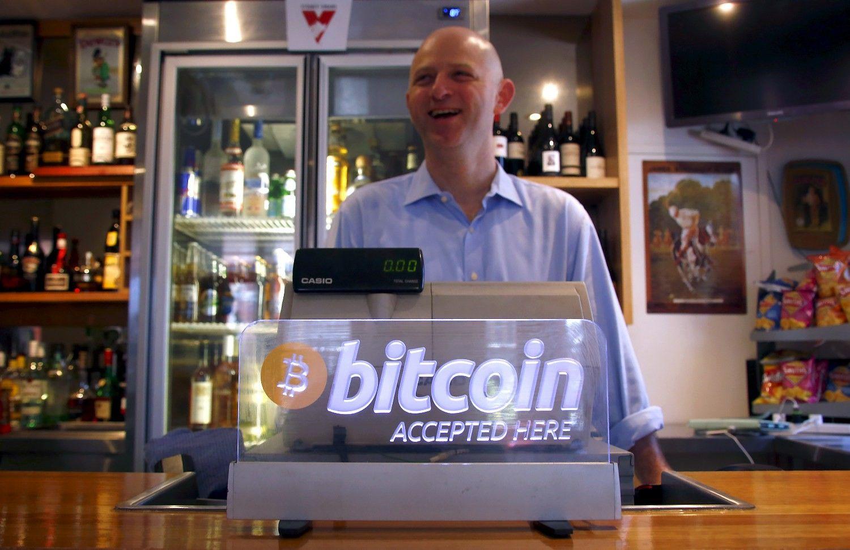 Bitkoinai: laikas žiūrėti labai rimtai