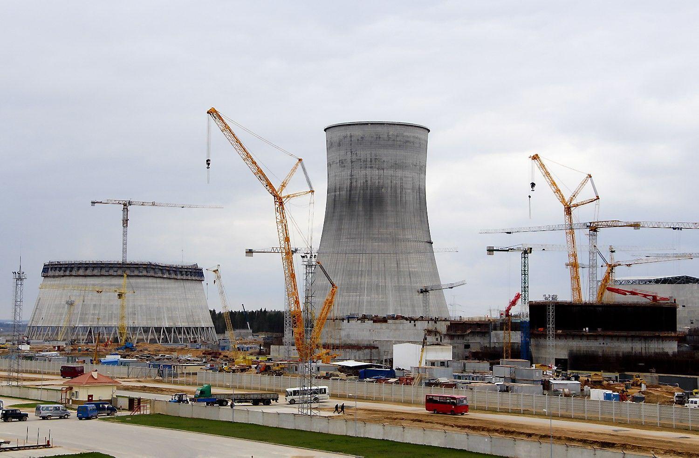 Astravo jėgainės paleidimas atidedamas