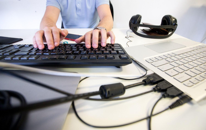 Kas antra įmonė darbui naudoja socialinius tinklus