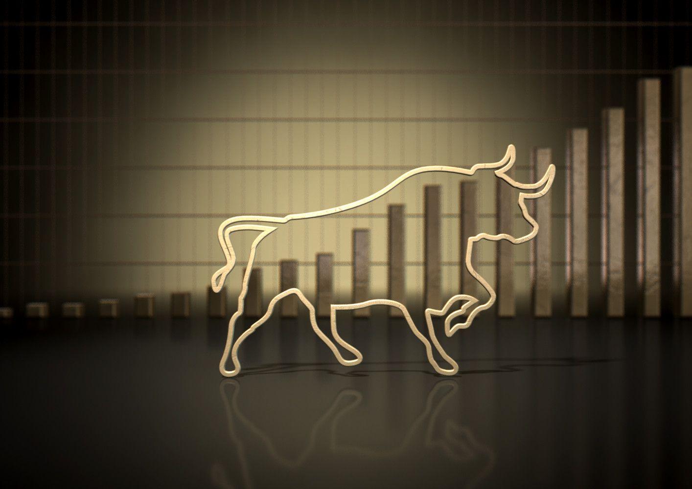 Investuotojus apima akcijų pirkimo azartas