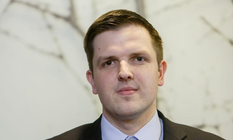 Laurynas Lukošiūnas. Vladimiro Ivanovo (VŽ) nuotr.