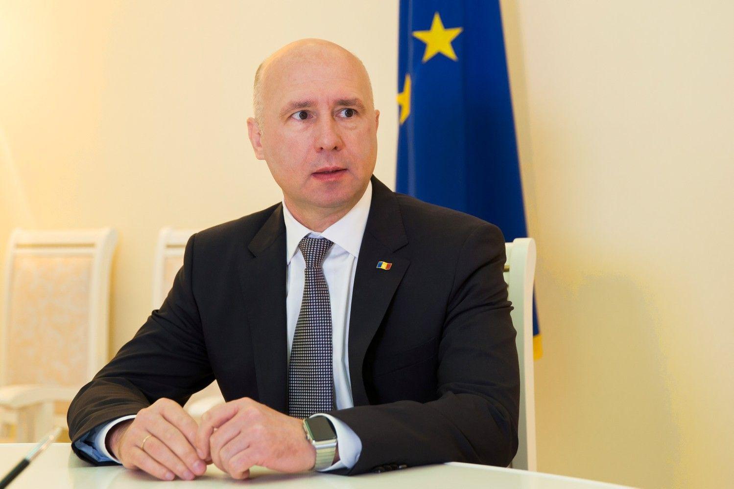 Moldovoje beveik perpus sumažinta ministerijų – jų lieka tik 9