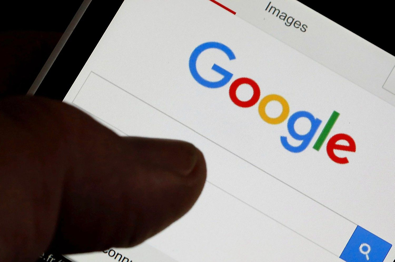 """Google""pelną nusmukdėES bauda"