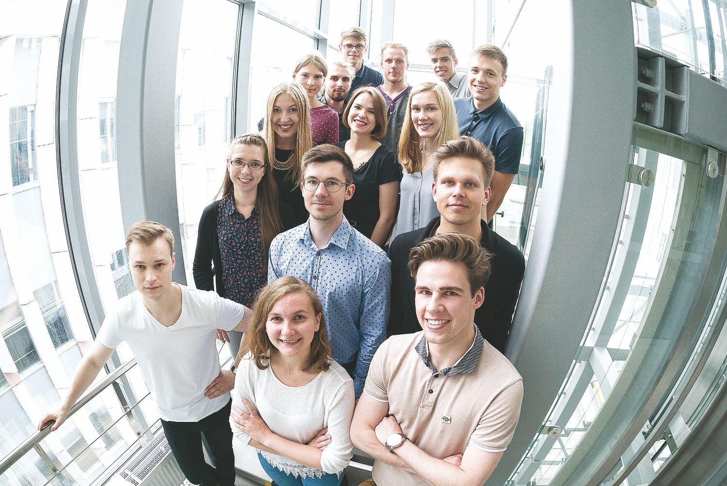 Jaunieji Lietuvos biotechnologai gina geriausių pasaulyje vardą