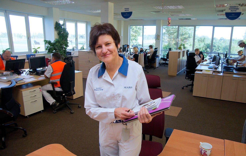 """""""Mars Lietuva"""" išlaiko inovacijų fabriko vardą: pradėjo naujo produkto gamybą"""