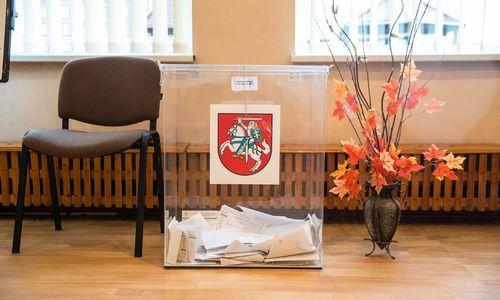 Mero rinkimai Marijampolėje kainuos 356.000 Eur