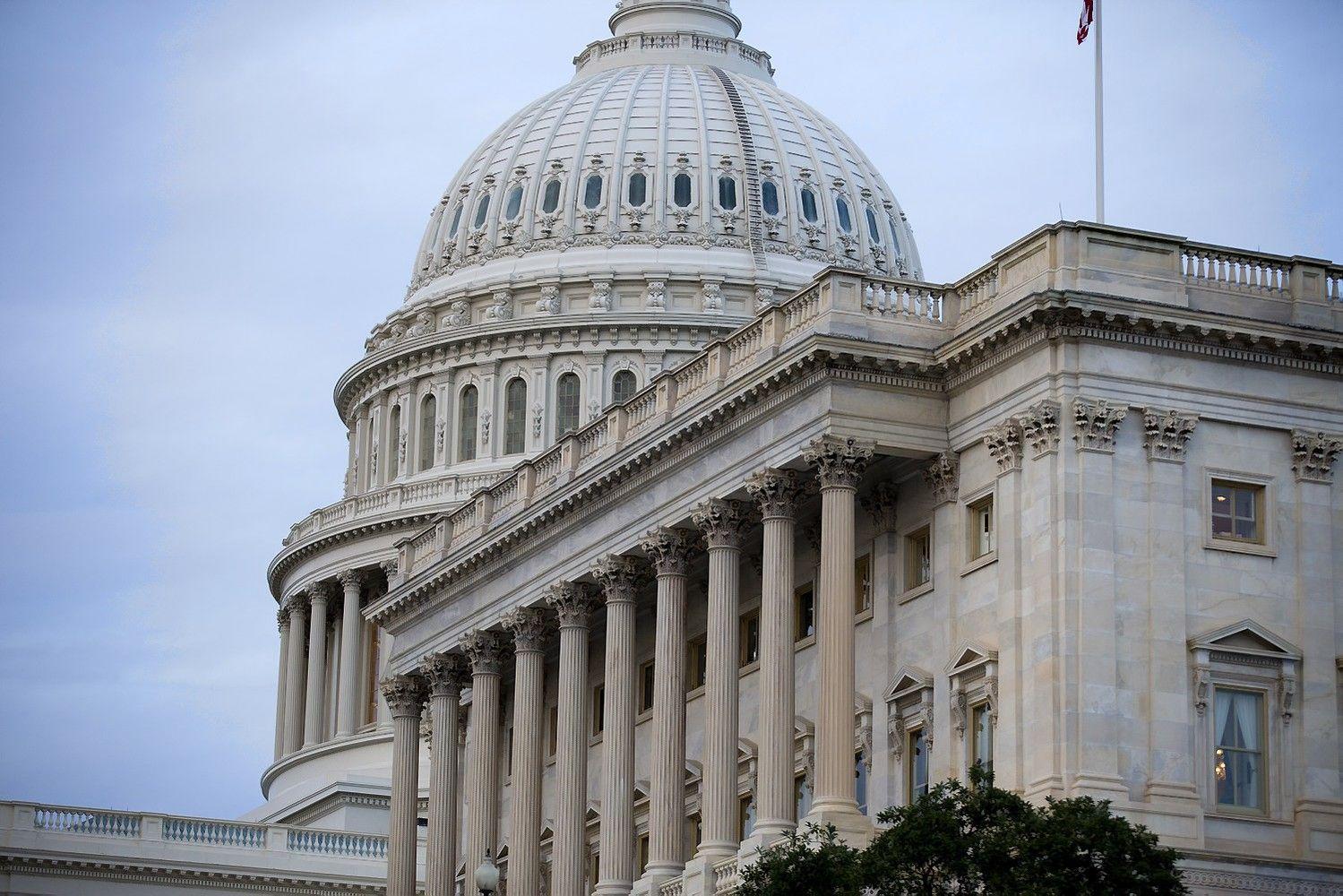 JAV Atstovų rūmai pritarė naujoms sankcijoms Rusijai