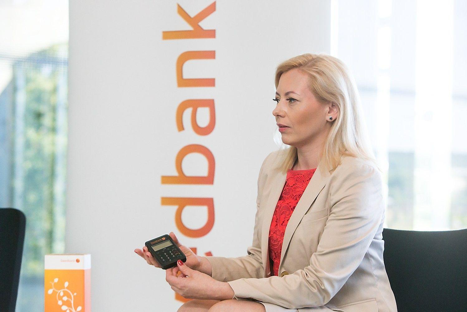"""""""Swedbank"""" valdybos pirmininkė D. Grigienė: vadovui svarbu tendencijos"""