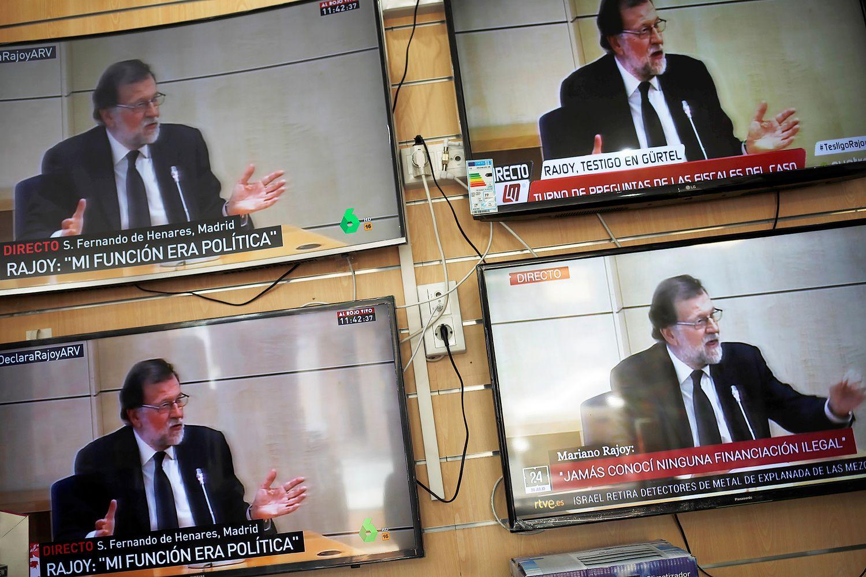 Ispanijos korupcijos byloje teko liudyti ir premjerui Rajoy