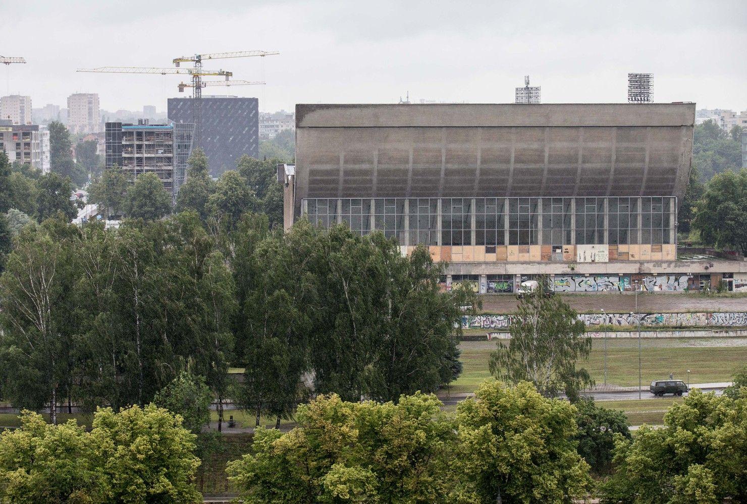 Teismas: viešieji pirkimai dėl Sporto rūmų rekonstrukcijos buvo neskaidrūs