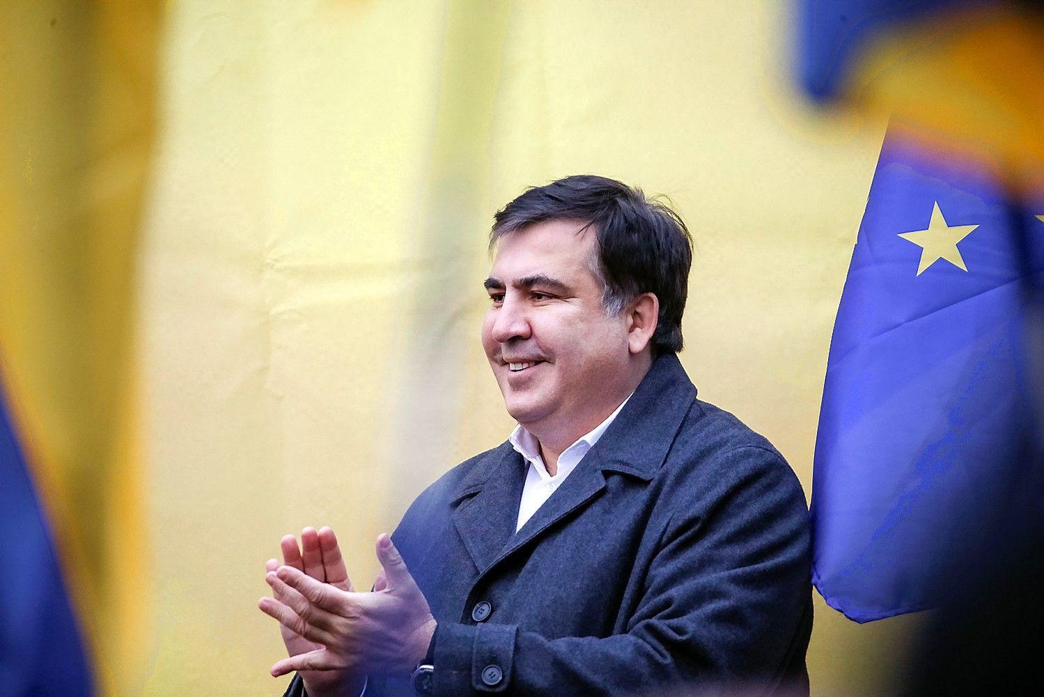 Saakašvilis prarado Ukrainos pilietybę