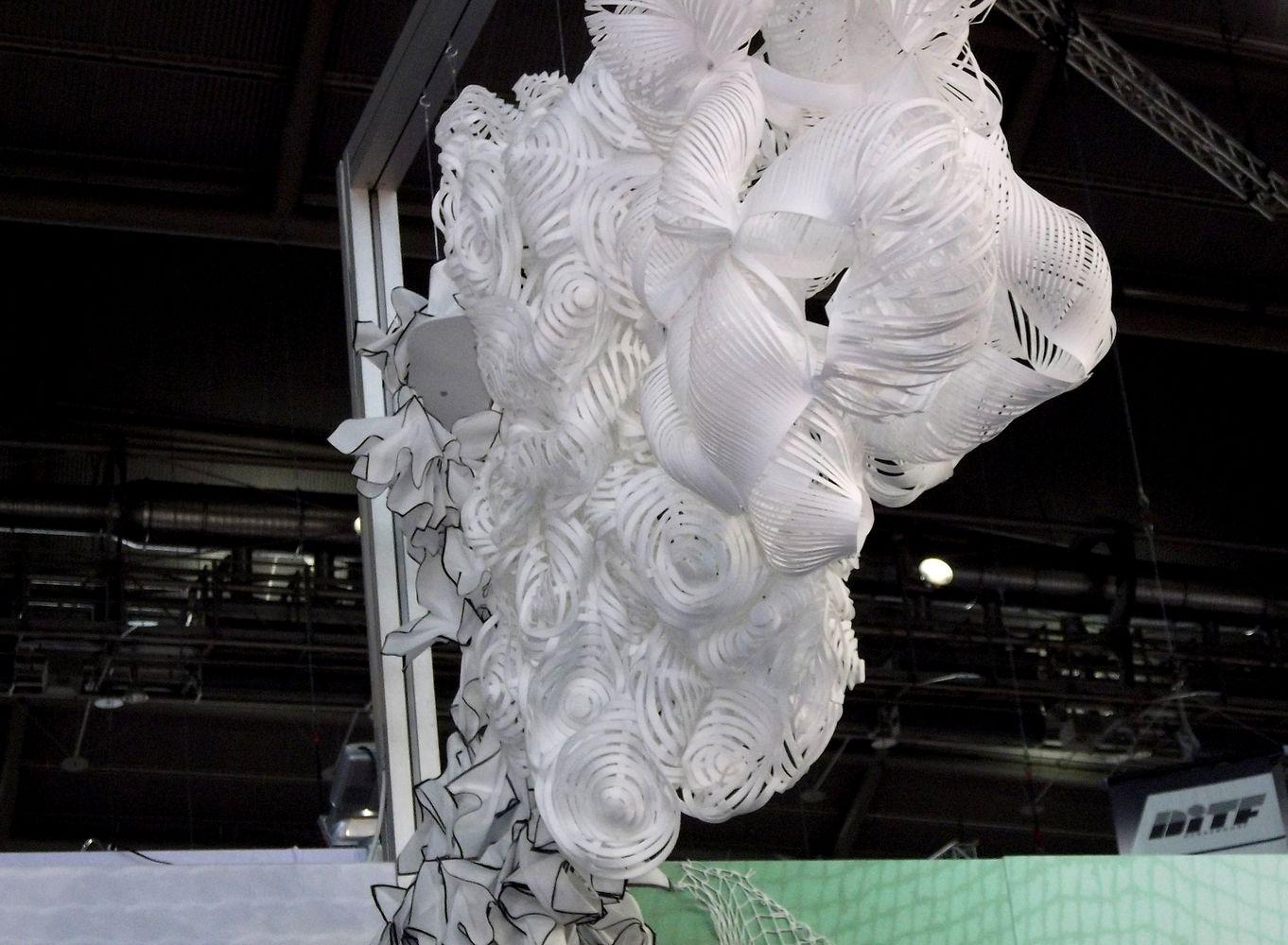 Vievis sulaukėšveicarų investicijos: gamins techninę tekstilę