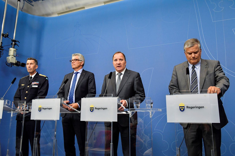 Slaptų duomenų nutekėjimo skandalas Švedijoje virsta politine krize