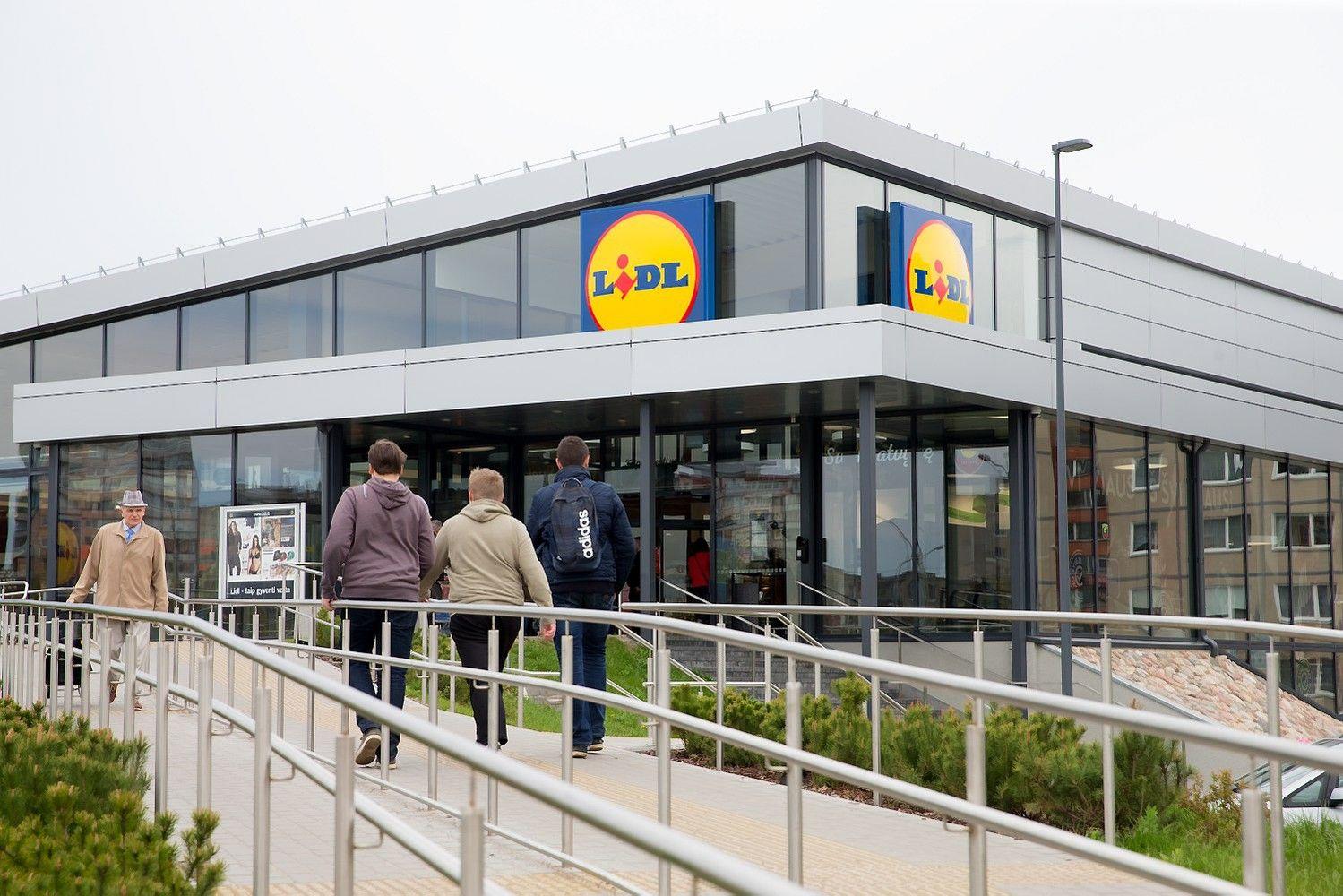 """Latvijos žiniasklaida: """"Lidl"""" netrukus pradės pirmos parduotuvės statybas Rygoje"""