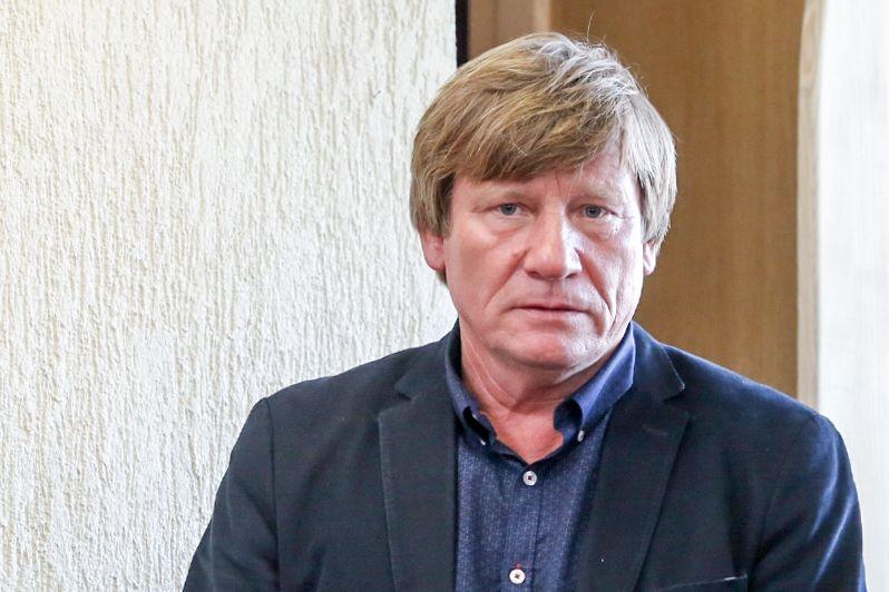 """Vitas Tomkus: """"Eltą"""" siūliau perimti ir Vyriausybei"""