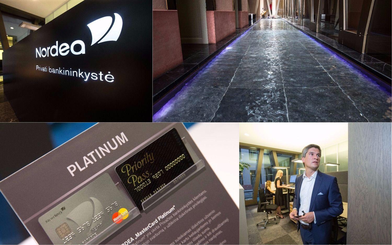 Privati bankininkystė: akcijas perkančios močiutės, paaugliai investuotojaiir lietuvių grąžos pageidavimai