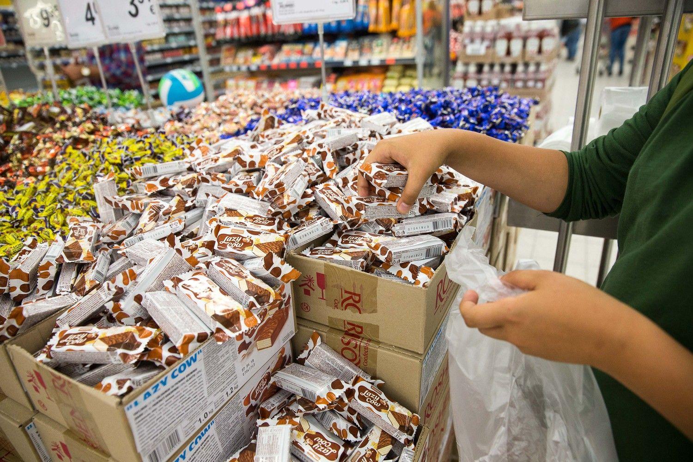 Ukrainietiški saldumynai apkartino Lietuvos gamintojų verslą