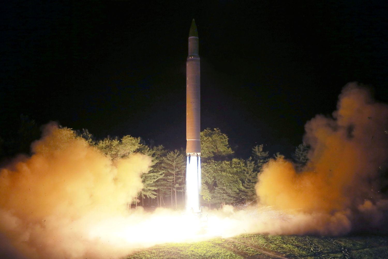 Ekspertai: Šiaurės Korėjos raketa galėtų pasiekti JAV didmiesčius