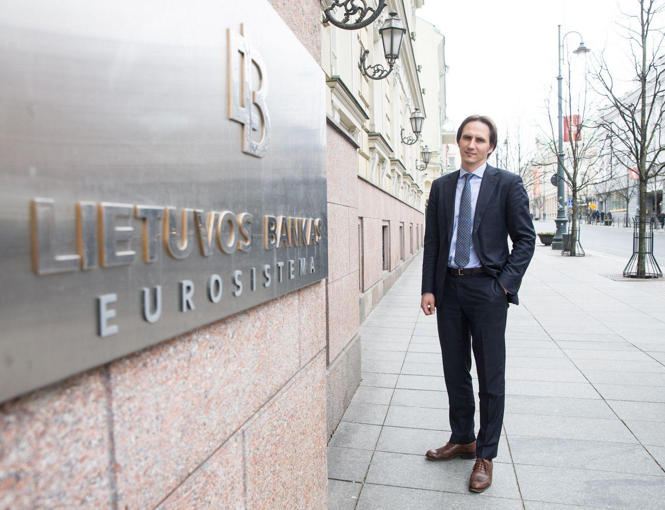 Jurgilas: naujų bankų vilionės nereiškia, kad nuleisimepatikrinimo kartelę