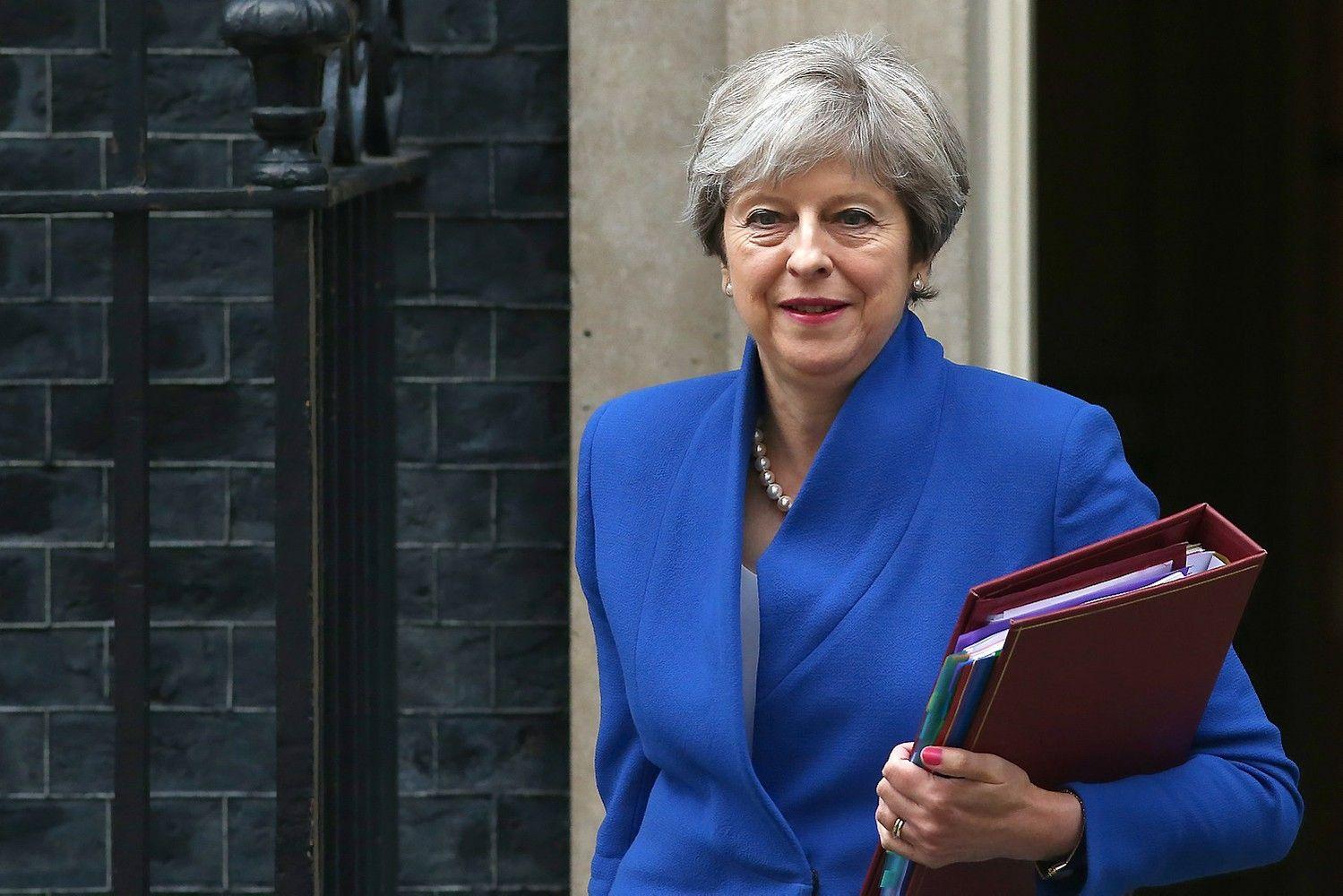 May atstovas: laisvas judėjimas su ES baigsis 2019-ųjų kovą
