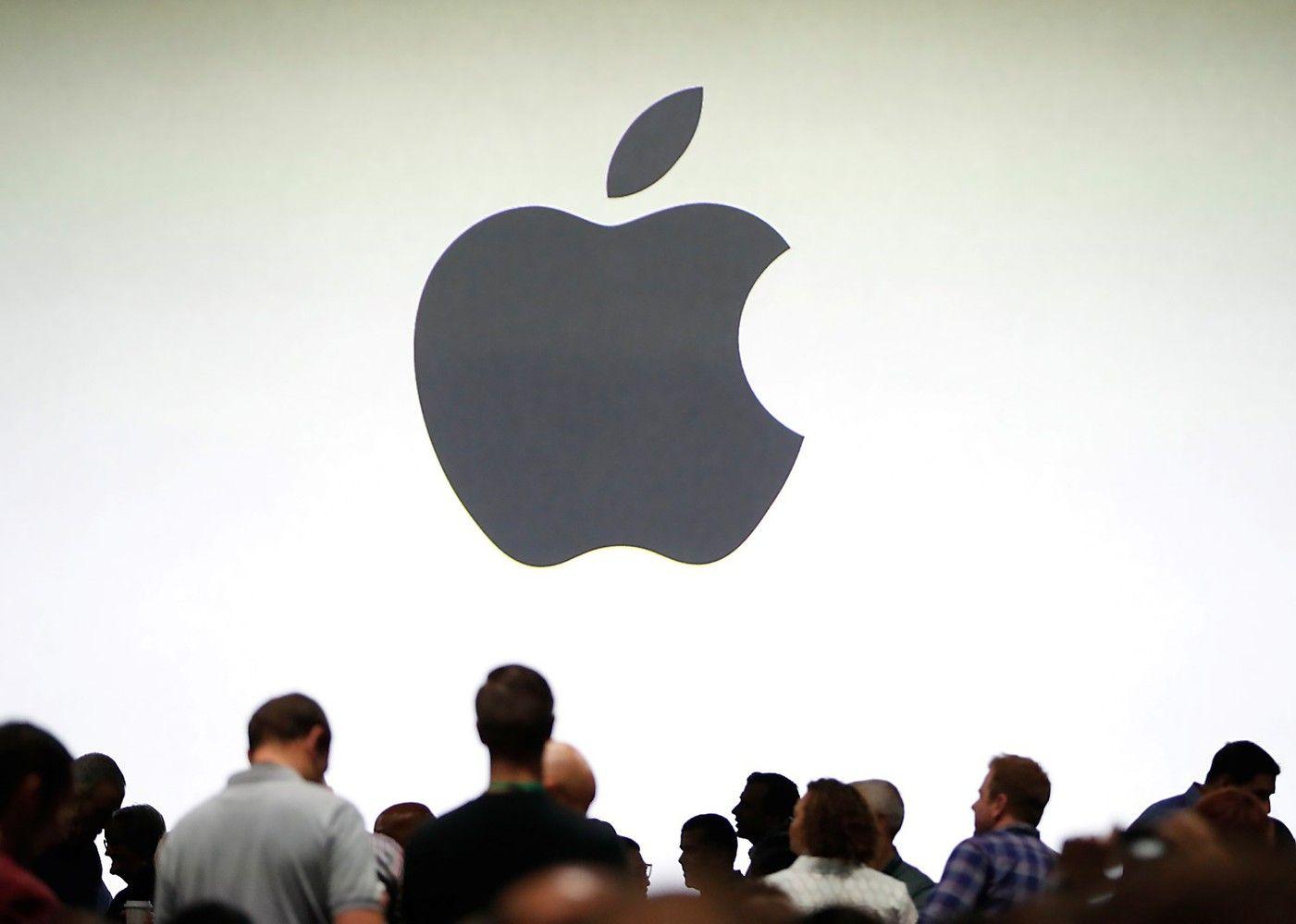 """""""Apple"""" pasidavė Kinijos cenzūrai"""