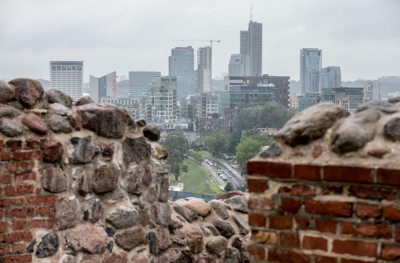 Lietuvos ekonomika skrieja aukštesne pavara
