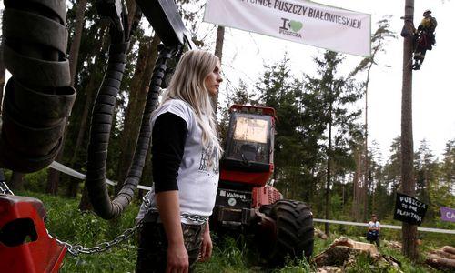 Lenkijai uždrausta kirsti Belovežo girią