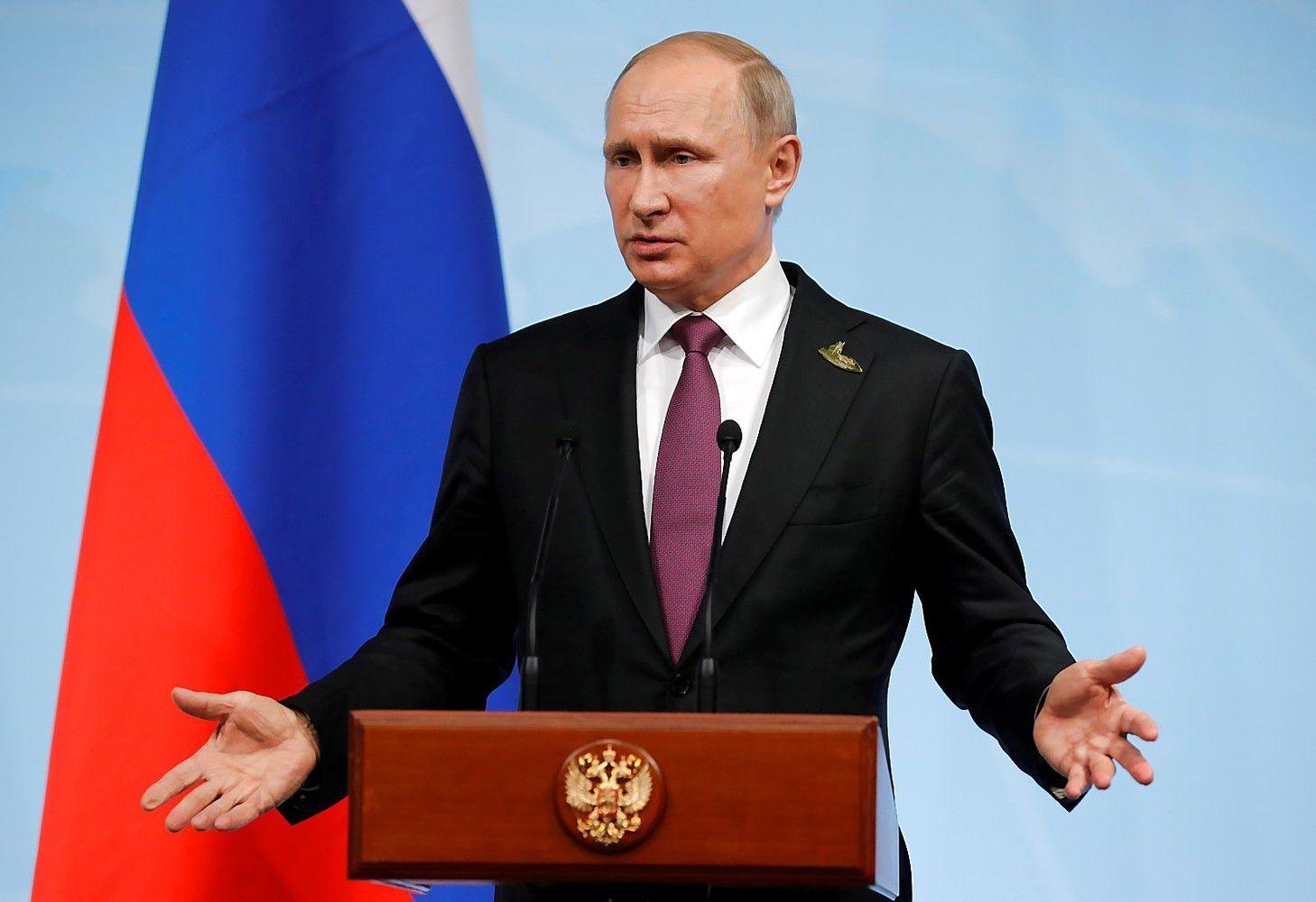 Putinas išvaro 755 JAV diplomatus