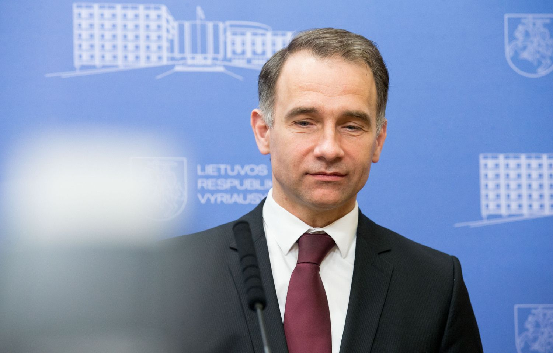 Susisiekimo ministrasapie Vilniaus oro uostą: darbai bus užbaigti laiku