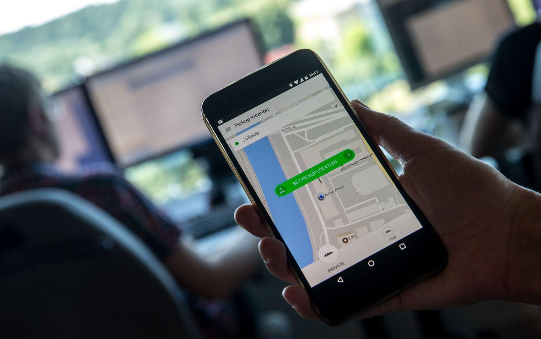 """Į """"Taxify"""" investavo didžiausia """"Uber"""" konkurentė"""