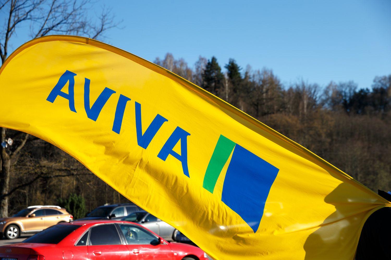 """""""Aviva"""" pusmečio pelną Lietuvoje augino 9%"""