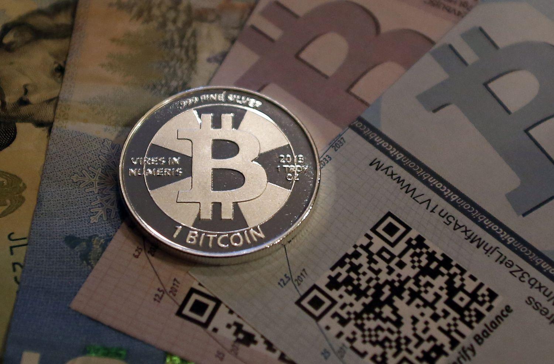 Bitkoinų rinkoje – skyrybos