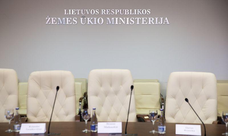 Žemės ūkio ministerija. Vladimiro Ivanovo (VŽ) nuotr.