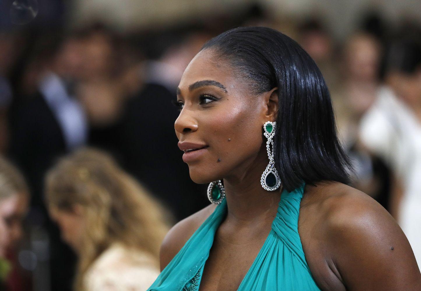 Serena Williams: kai vyras uždirba dolerį, juodaodė moteris – 63 centus