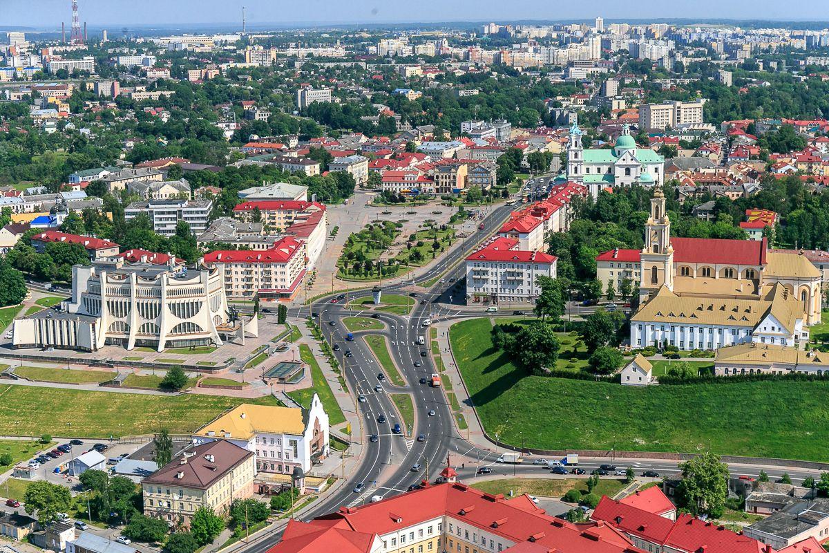 Tapatybės paieškos Baltarusijoje