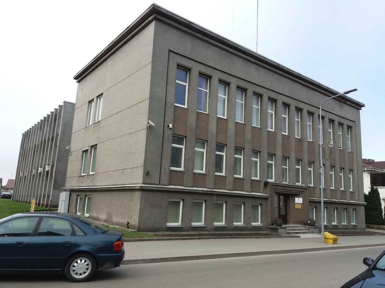 Renovuos pirmuosius centrinės valdžios pastatus