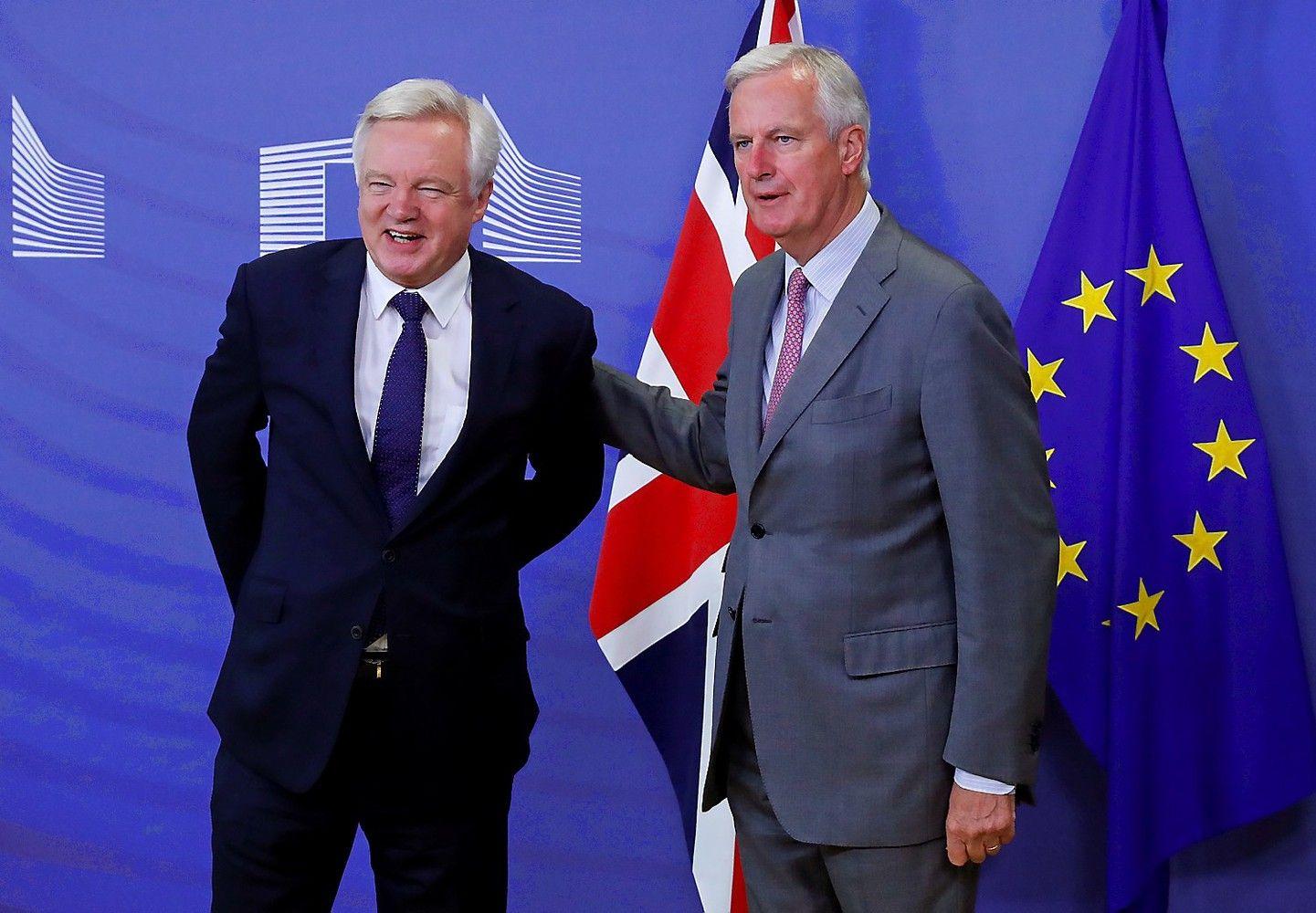 Londonas neigiapranešimus apiesutikimą ES mokėti iki40 mlrd. Eur