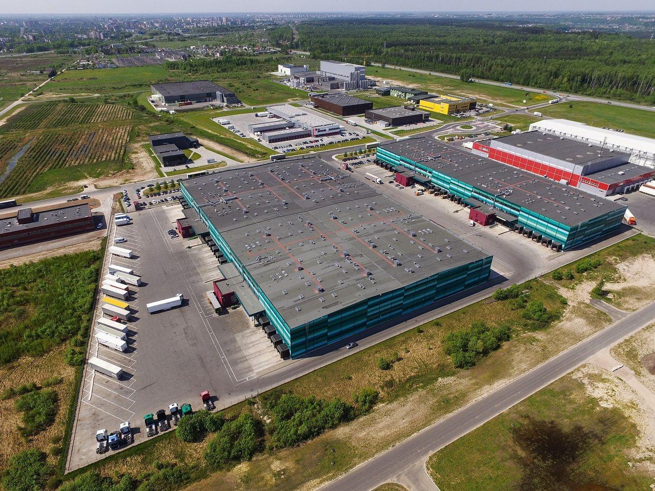 "Estų fondas ""EfTEN"" Kaune įsigijo logistikos pastatus"