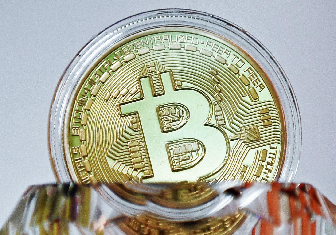 Bitkoinas vėl muša rekordus
