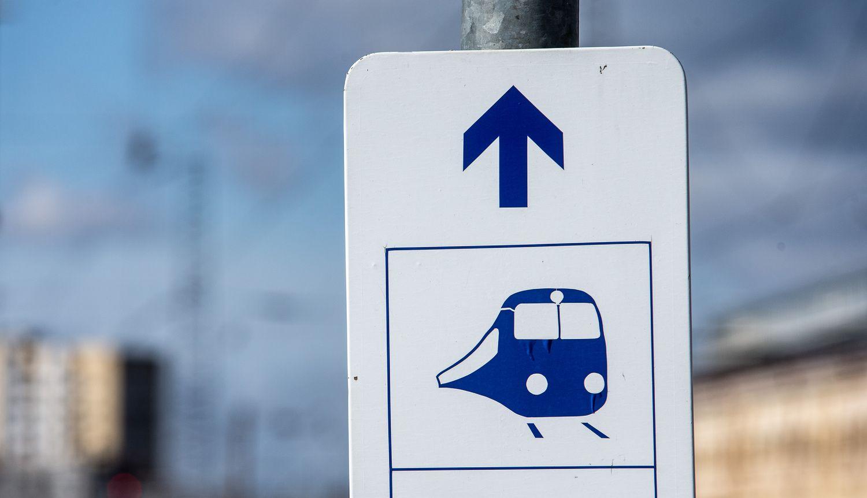 Projektas: traukinys Sankt Peterburgas–Berlynas per Lietuvą