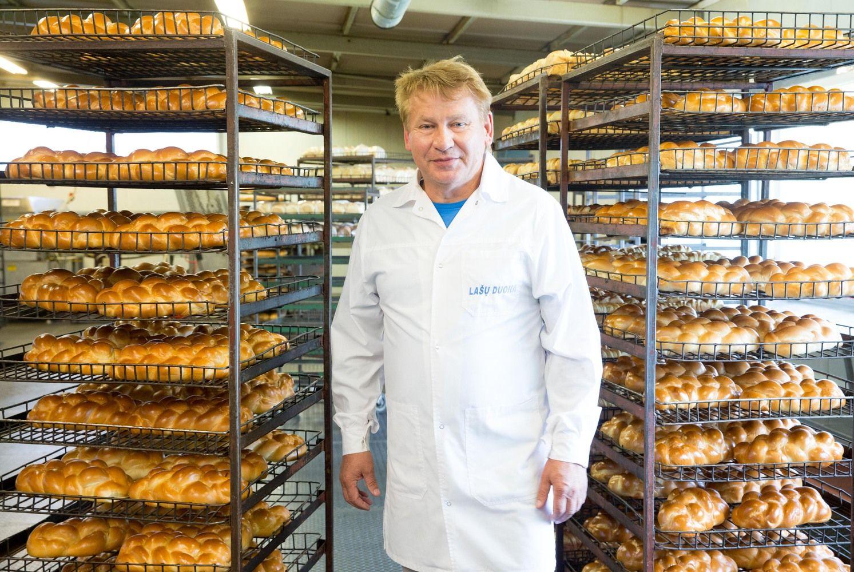 """""""Lašų"""" duonos sostinėje nerasi, bet Kanadoje ir Australijoje – taip"""