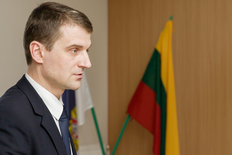 Ministrė nepaskyrė potencialaus Kalėjimų departamento vadovo