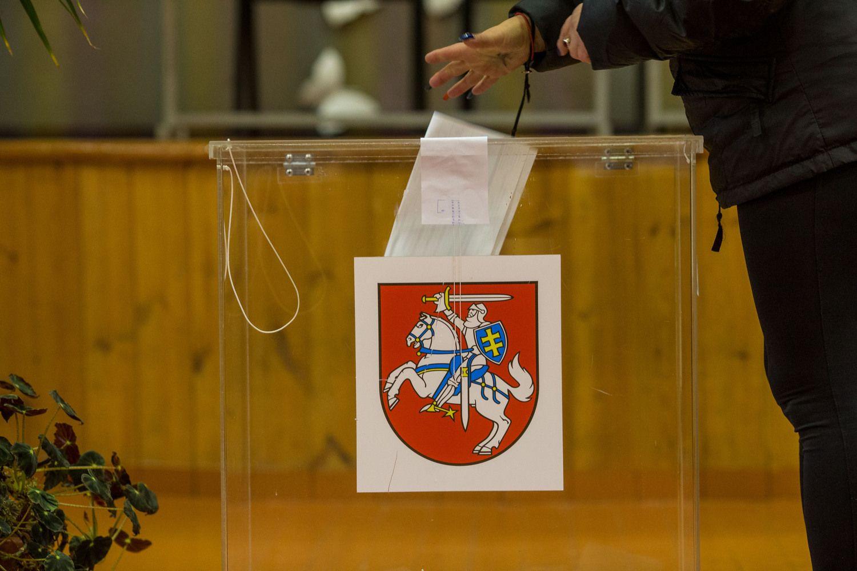 Marijampolės mero posto siekia aštuoni kandidatai