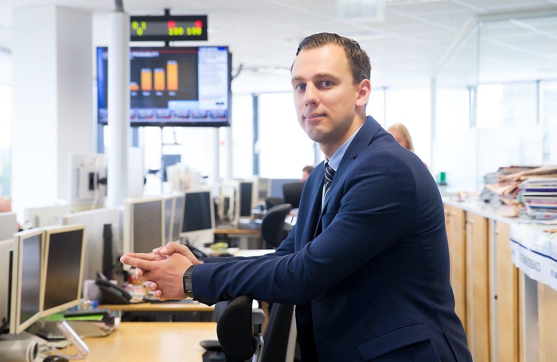 Euforija Vilniaus biržoje kelia abejonių, Šiaulių banko akcijas vertina po 0,66 Eur