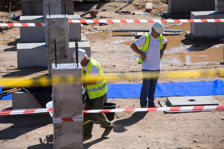 Švedijoje įkurta statybų bendrovė plečiasi į Lietuvą