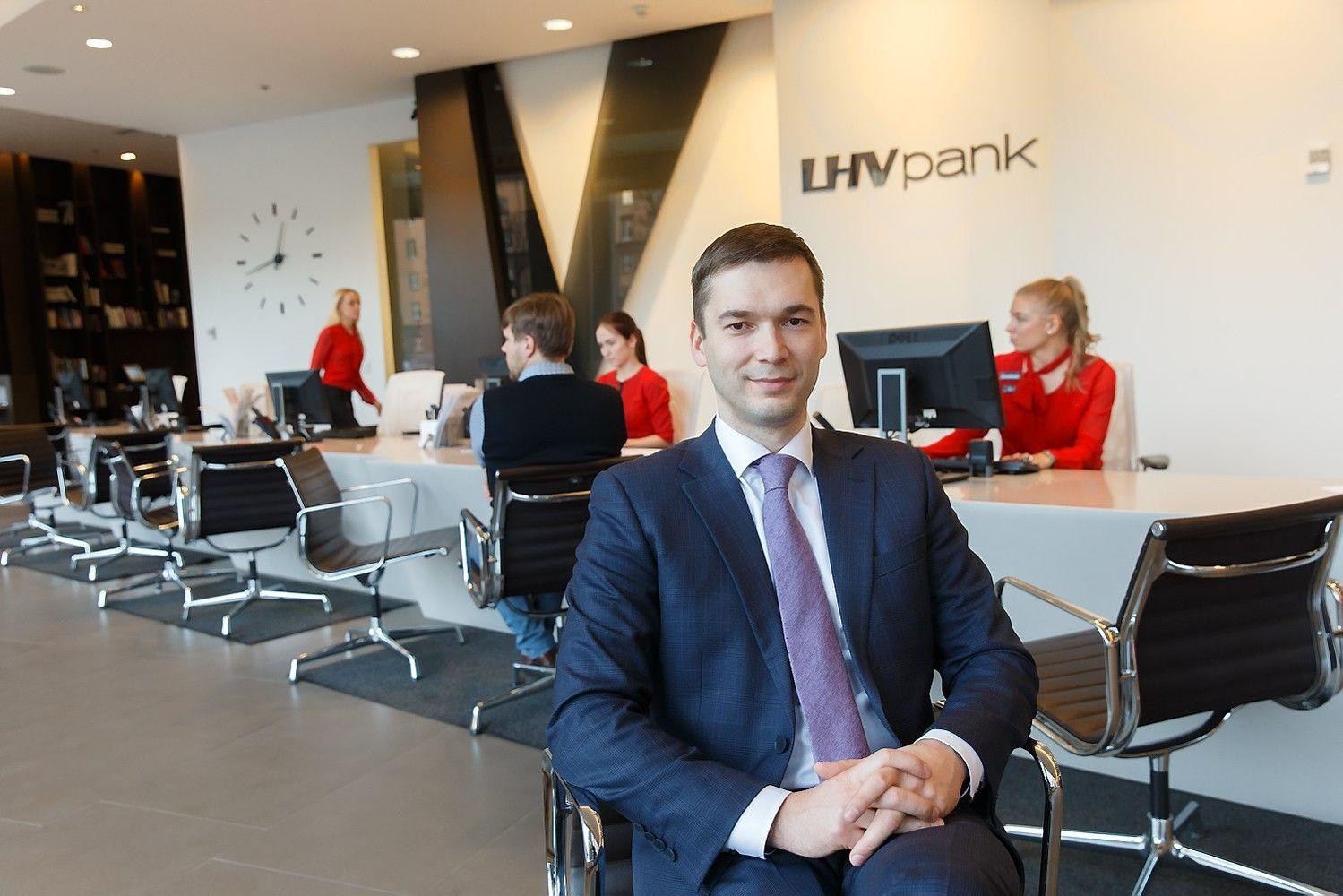 """LHV Group"" lenkia planus, pelnas liepą – 2,3 mln. Eur"