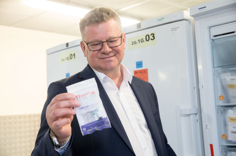 """Thermo Fisher Scientific Baltics"" pelnė verslo Nobelį"